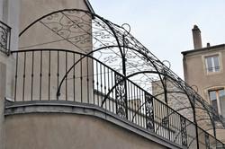 Nancy, rue Saint-Dizier