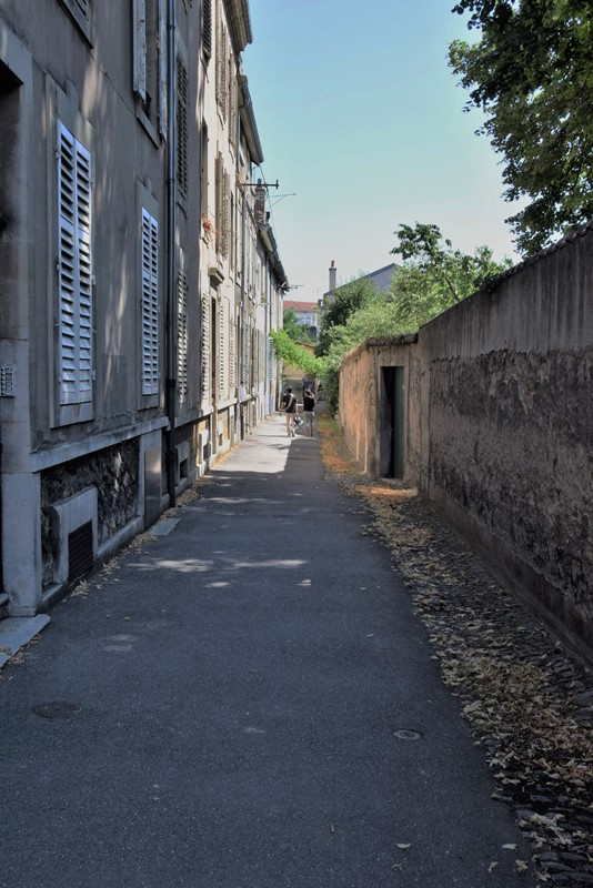 Nancy, passage Digot