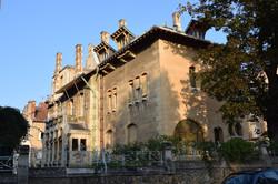 Nancy, rénovation Villa Majorelle