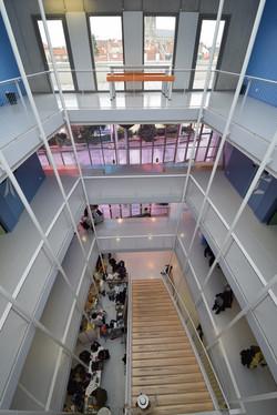 Nancy, campus ARTEM