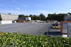 GN Thermal, construction du parc Thermal