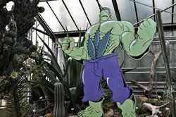 Nancy, super-héros super-plantes