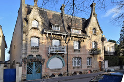 Nancy, Maison Huot