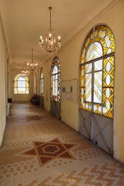 Nancy, la synagogue