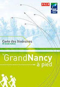Grand Nancy à pied