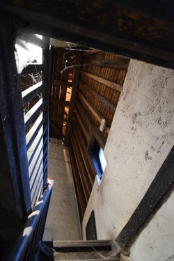Nancy, intérieur porte de la Craffe
