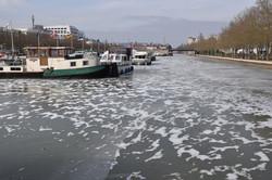 Nancy, hiver 2017