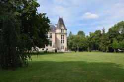 Vandoeuvre, château du Charmois