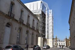 Nancy, rénovation hôtel de Ville