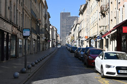Nancy, rue Gambetta