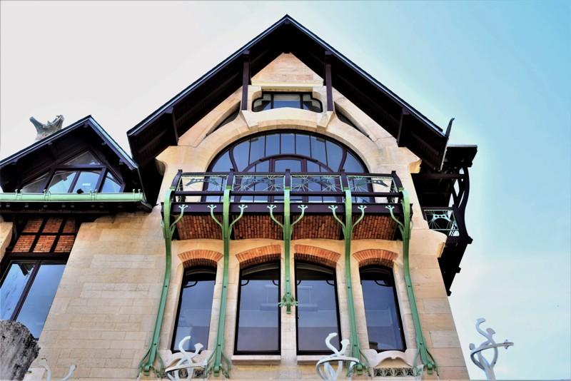 Nancy, villa Majorelle