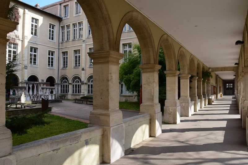 Nancy, lycée Henri Poincaré