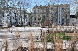 Nancy, place Croix de Bourgogne
