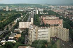Nancy, quartier du Haut-du-Lièvre