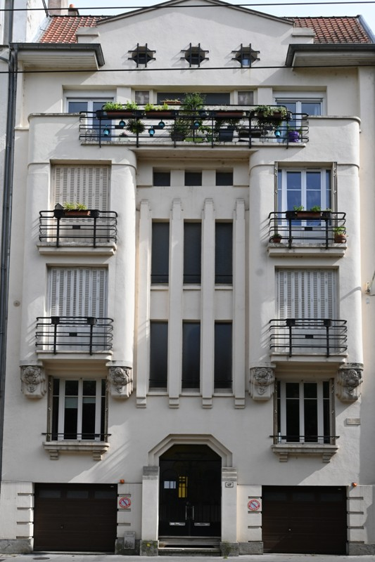 Nancy, avenue Anatole France