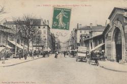 Nancy, marché central