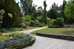 Nancy, jardin musée Ecole de Nancy