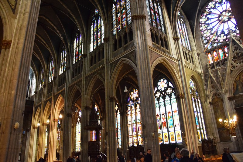 Nancy, Basilique Saint-Epvre