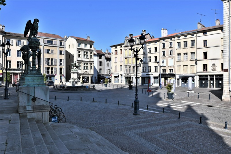 Nancy, place Saint-Epvre