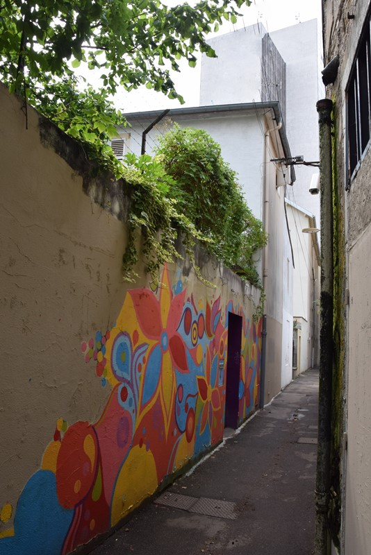 Nancy, ruelle Saint-Antoine