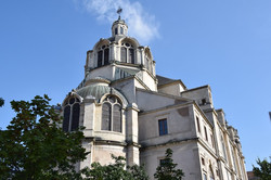 Nancy, église Saint-Nicolas