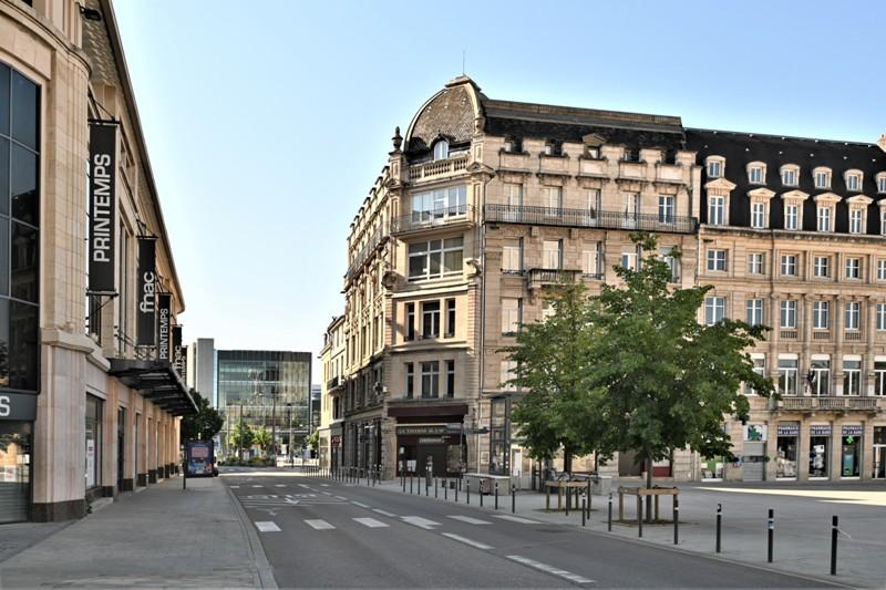 Nancy, rue Mazagran