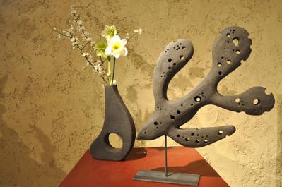 Vase à trou et Oisal