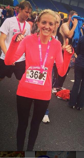 Half Marathon Oxford
