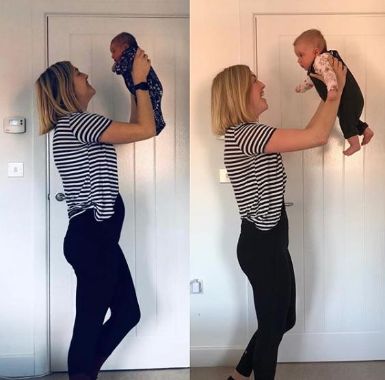 new mum workout tips