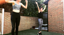 HIIT Workouts for your Living Room (or garden!)