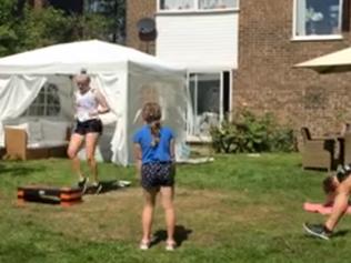 Family Fitness!