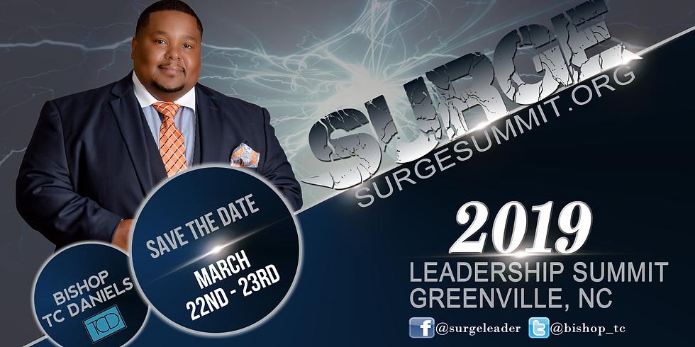 SURGE LEADER SUMMIT 2019