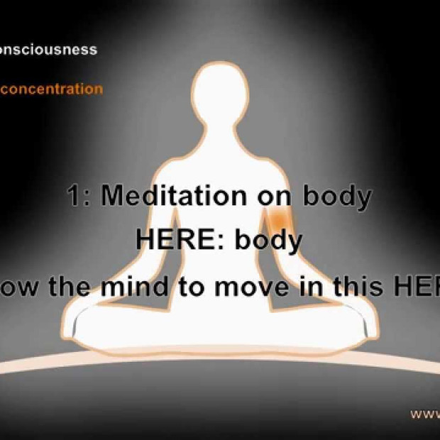 Yoga Meditation: from HERE to Self-realization
