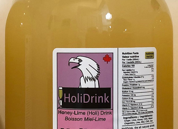 Holi EH - Spicy Ginger - ½  Gallon Glass Bottle