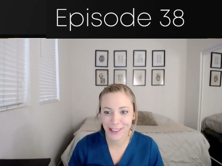 "38 - The power of goal setting with ""Networth Nurse"" Savannah Arroyo"