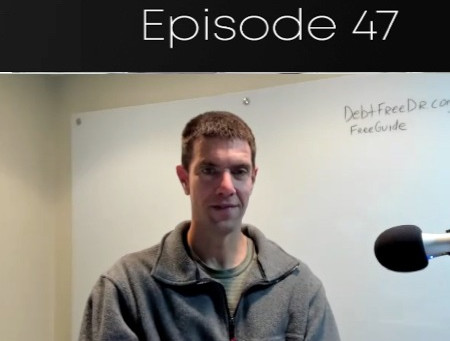 47: Escaping student debt and investing passively with Dr Jeff Anzalone