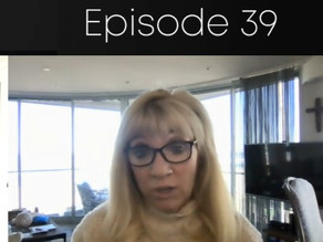 39 - Finding your courage and your freedom number with Linda McKissack
