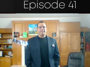 41: Jim Padilla´s journey from teenage homelessness to self made millionaire.