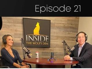 21: Growth mindset and life/work balance with Shawn & Joni Wolfswinkel