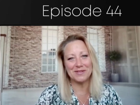 44: Christina Walls on achieving financial freedom with land flipping