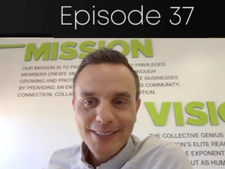 """37: Leadership, masterminds and """"taking the plunge"""" with Leon Barnes"""