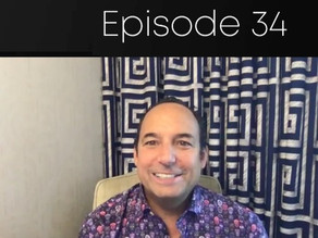 34: Income vs Wealth, life lessons and investing ethically with Mike Wolf