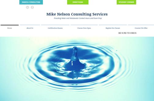 Part-Time Marketer Website Design