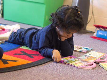 The Ultimate Kindergarten Reading List