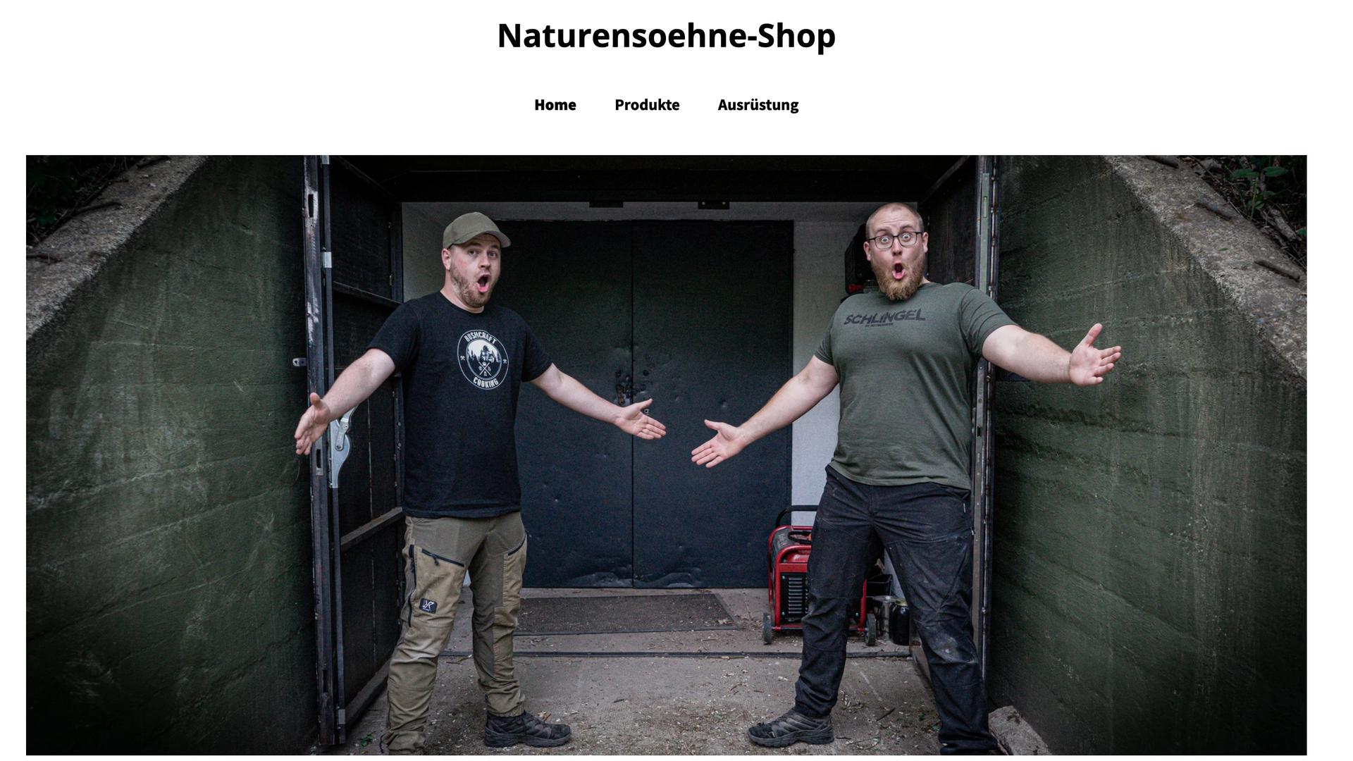 Naturensöhne Shop