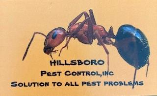Need an exterminator? Call Hillsboro pest control 754-227-7743.
