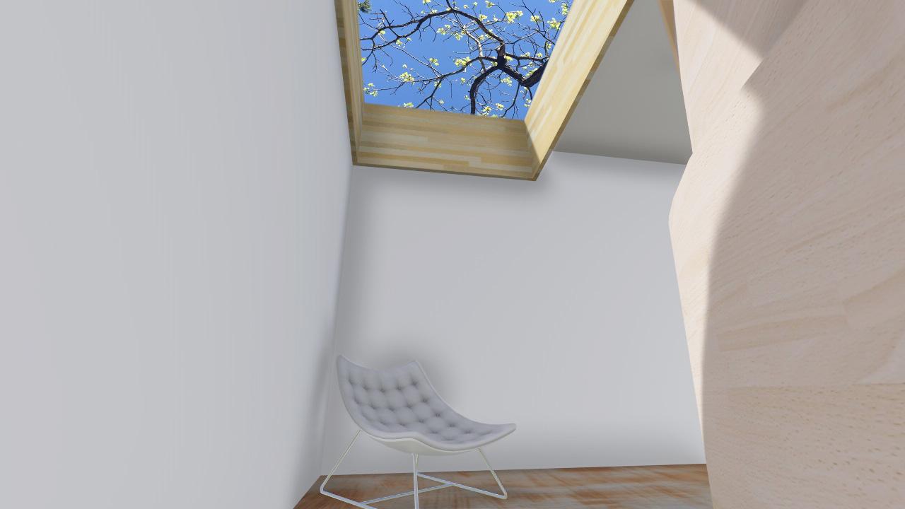 espacio de estudio/oficina/relax
