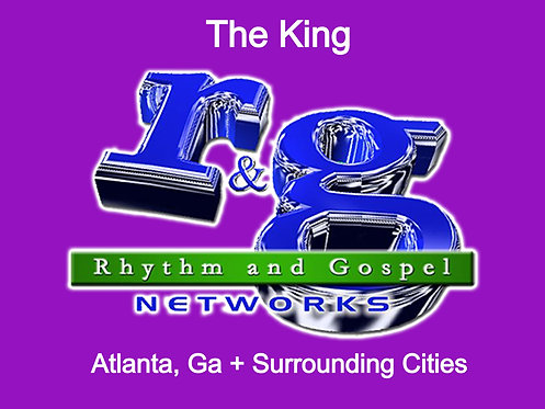 The King 105.5 FM ATL Ga - 1/2 Hr - 1 Show - 2 Billboards MonthlyTotal 8