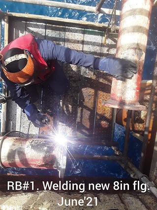 Refinery Terminal Repairs