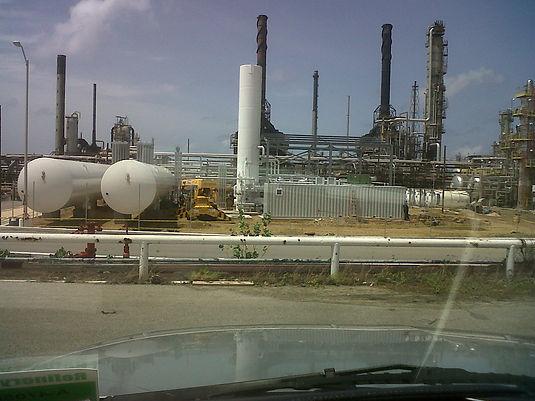 Refinery Oxicar Nitrogen Plant